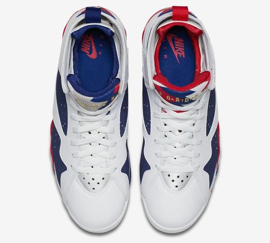 Air Jordan 7 Tinker Olympic Alternate Release Date