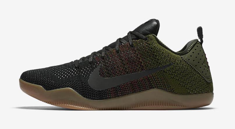Nike Kobe 11 Elite baja Caballo Negro
