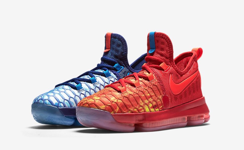Kd Basketball Shoes Youth
