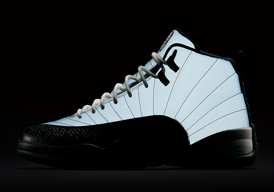 Air Jordan 12 Chinese New Year 3M Reflective