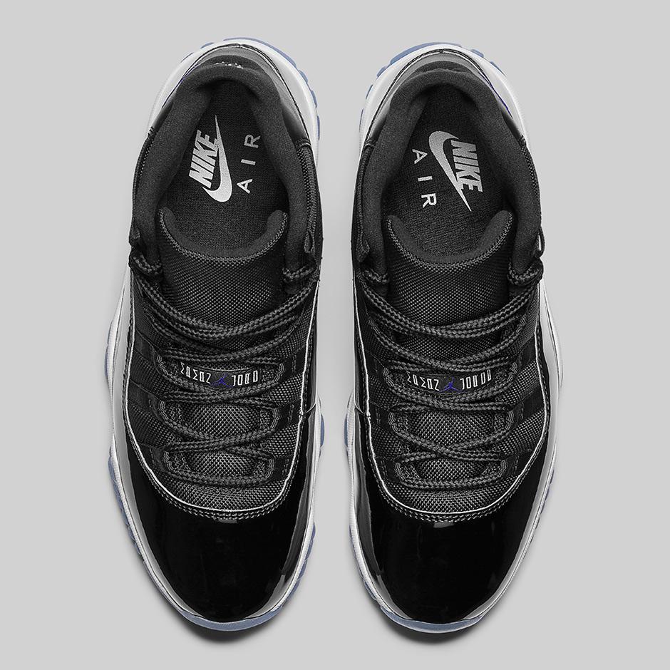 Air Jordan 11 Retro Space Jam 2016 Release Date