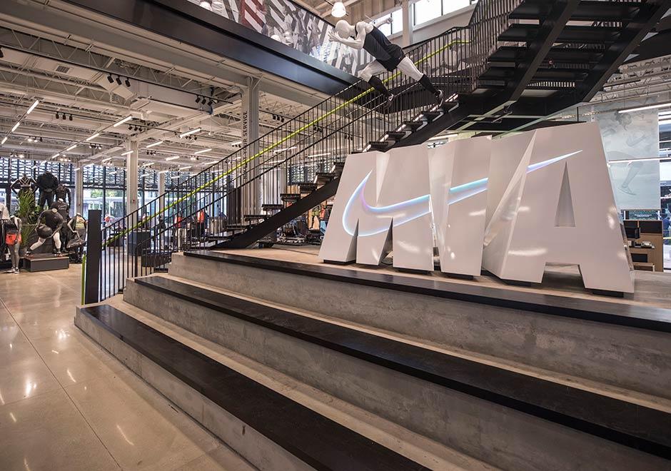 Nike Miami Store Sneaker Bar Detroit