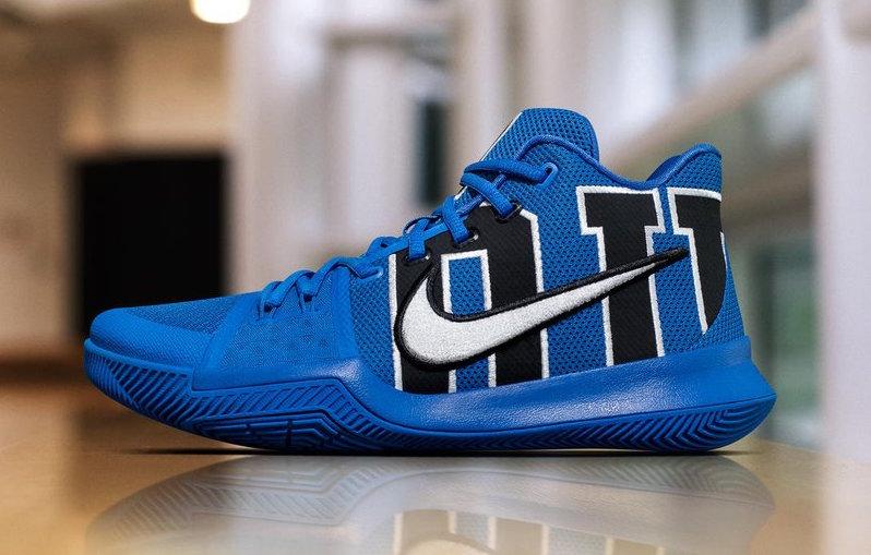 Nike Kyrie 3 Duke Release Date Sneaker Bar Detroit