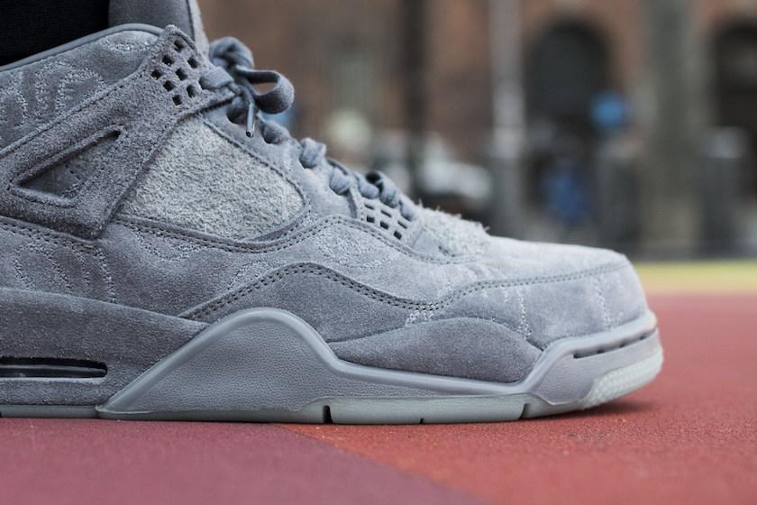 55e69a4211e6e Air Jordan 4 KAWS Release Date Sneaker Bar Detroit