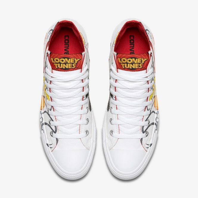 5557749f7f5e1e ... Adidas Eqt B Ball High Looney Toons Tweety Bird Sneakerfiles . ...