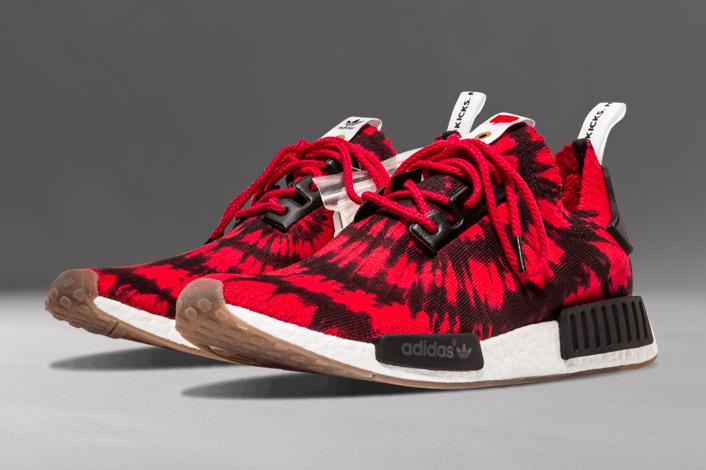 Nice Kicks X Adidas Nmd R1 Primeknit Aq4791 Sneaker Bar