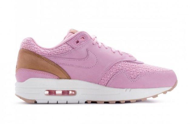 Nike Air Max 1 Premium Pink Glaze 454746-601