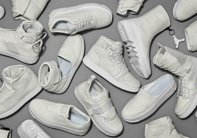 Reimagined Nike Air Force 1 Air Jordan 1