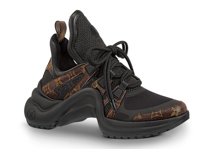 Balenciaga Light Shoes