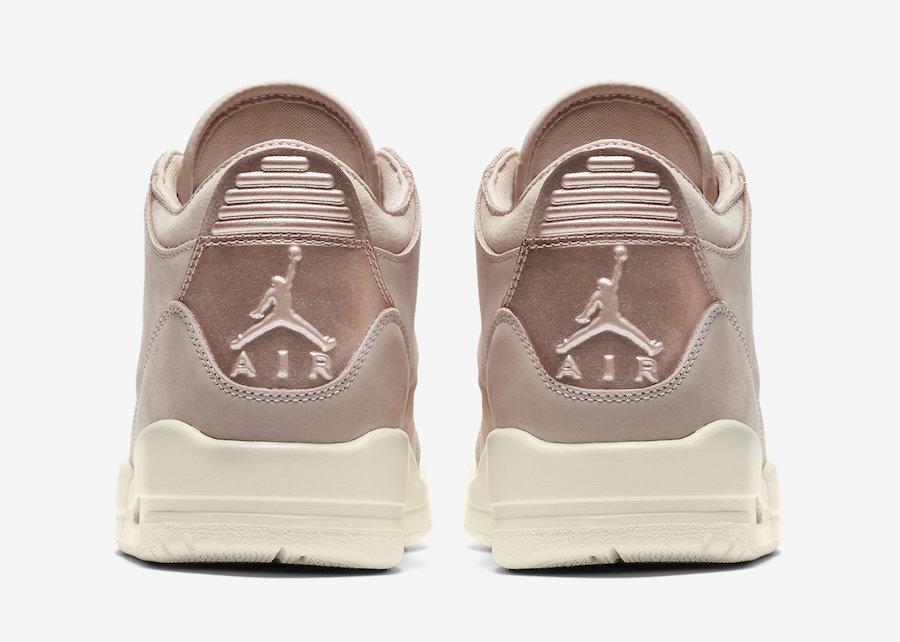 Air Jordan 3 Womens Particle Beige AH7859-205