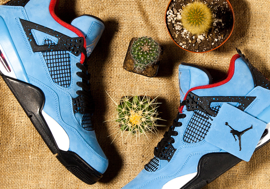 Air Jordan 4 Travis Scott Release Date