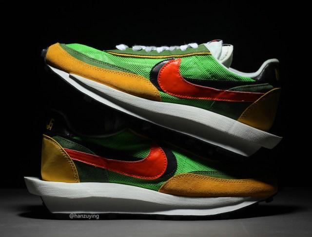 Sacai Nike LDV Waffle BV0073-300 Release Date