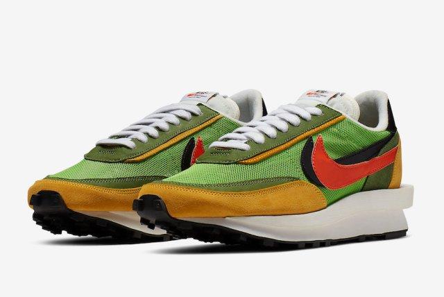 Sacai Nike LDV Waffle BV0073-300 Release Date Price
