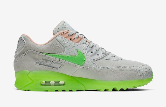 Nike Air Max 90 Platinum New Species CQ0786-001 Release Date