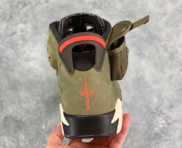Travis Scott Air Jordan 6 2019 Release Date CN1084-200