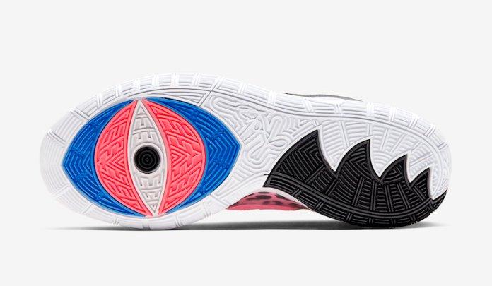 Nike Kyrie 6 Vast Grey BQ4630-003 Release Date