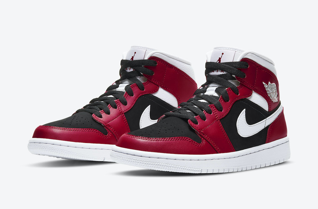 Women's Air Jordan 1 Mid SE 'Gym Red'