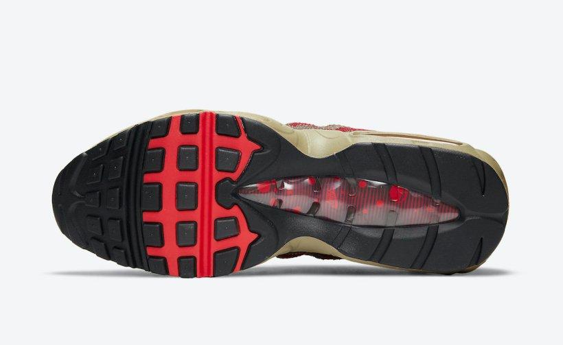 Nike Air Max 95 Freddy Krueger DC9215-200 Release Date