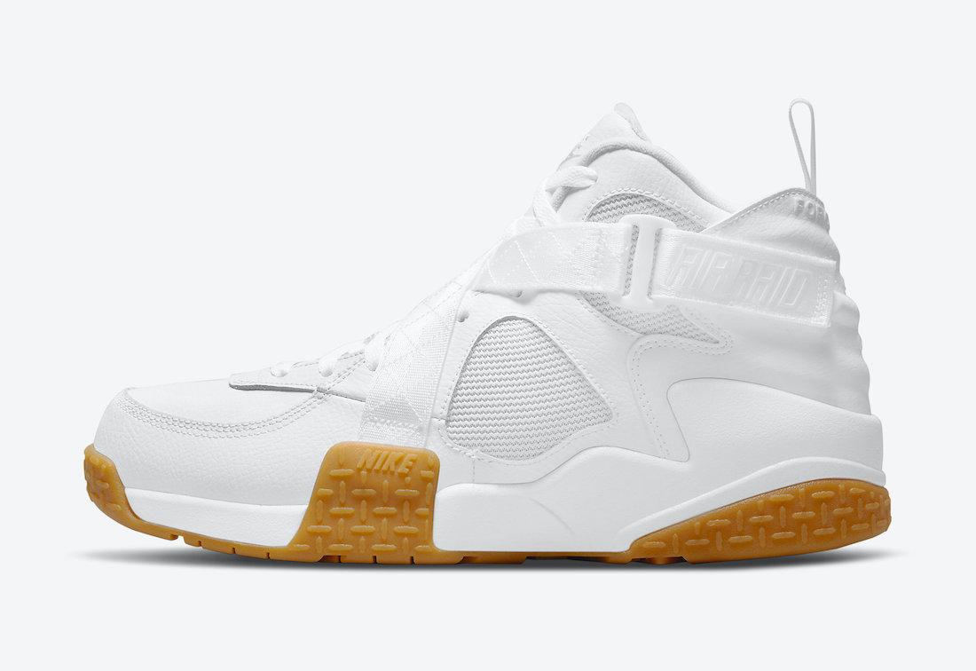 Nike Air Raid 'White / Gum'