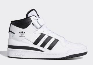 adidas Forum Mid 'White / Black'