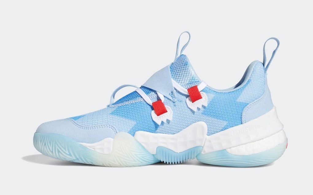 adidas Trae Young 1 Ice Trae H68997 Release Date