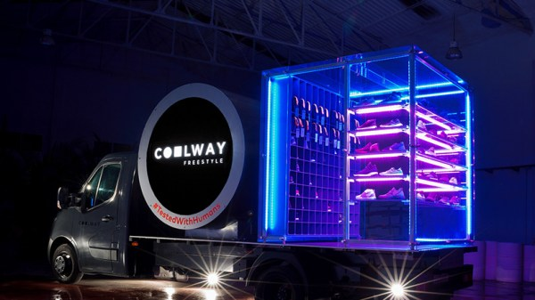 Coolway Foot Truck