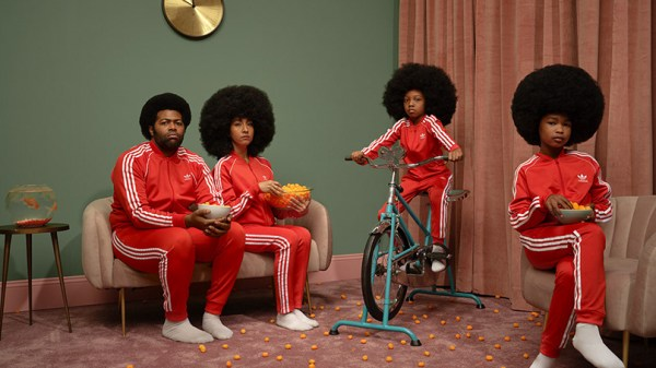 A Fro Family