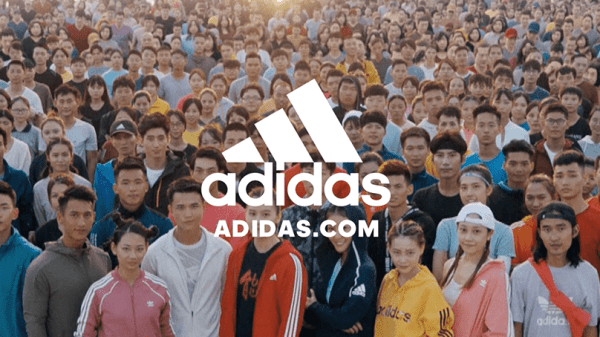 ADIDAS – Create your moment now.