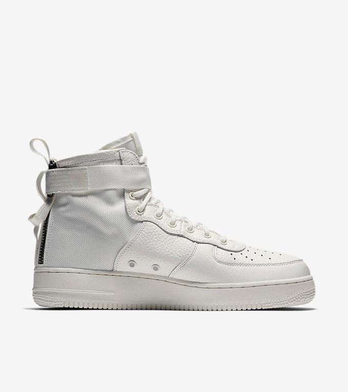"SPECIAL FIELD AIR FORCE 1 MID ""IVORY""イメージ"