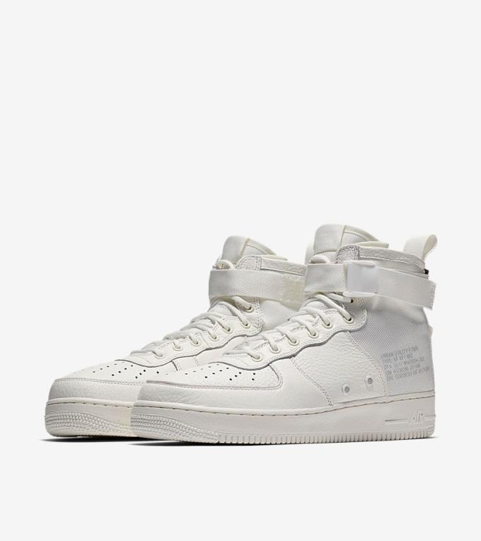 """SPECIAL FIELD AIR FORCE 1 MID """"IVORY""""イメージ"""