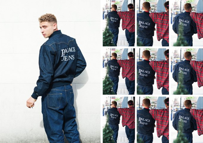 PALACE AUTUMN 2017 LOOK BOOK