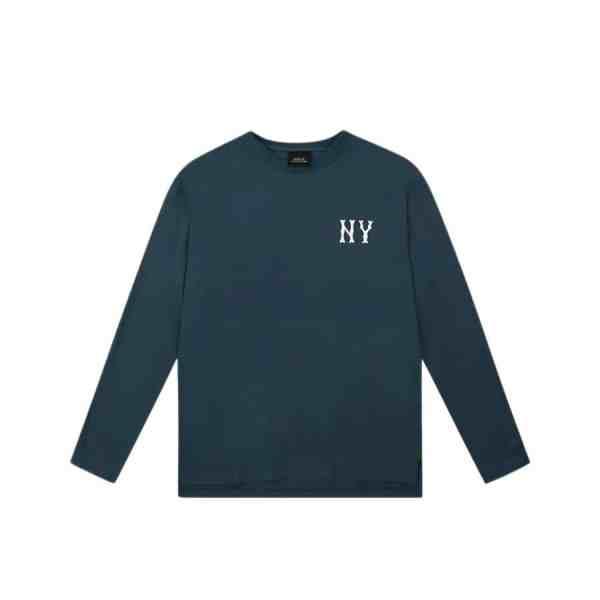 ao-thun-mlb-long-sleeve-logo-overfit-new-york-yankees-blue-31tsl4011-50n