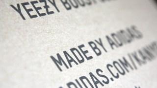 """【12/10再販】アディダス イージーブースト350V2 ゼブラ / adidas Yeezy Boost 350 V2 """"Zebra"""" CP9654"""