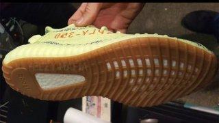 """【11/18】アディダス イージーブースト 350 V2 """"セミ フローズン イエロー"""" / adidas Yeezy Boost 350 V2 """"Frozen Yellow"""" B37572"""