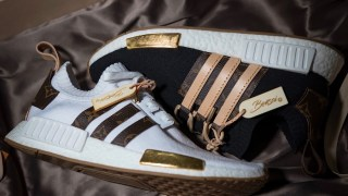 ルイ・ヴィトン x アディダス NMD R1 !!!! / Sneakersnbonsai x Louis Vuitton adidas NMD R1 For Craig David