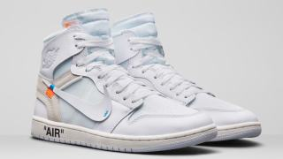 【2/27】オフホワイト x エアジョーダン1 2018 / OFF-WHITE c/o VIRGIL ABLOH™ x Air Jordan 1 AQ0818-100