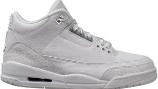 """【7/21】エアジョーダン3 """"トリプルホワイト"""" / Air Jordan 3 """"Triple White"""" 136064-111"""