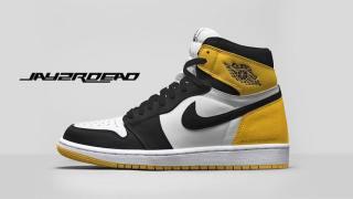 【2018/4】つま黒 3カラーリリース / Air Jordan 1 Retro High OG 555088-109, 555088-115, 555088-135