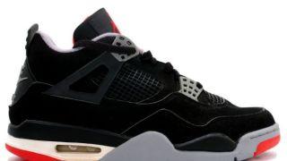 """【2019/4】生誕30周年記念モデル エアジョーダン4 OG """"ブレッド"""" / Air Jordan 4 """"Black Cement"""""""