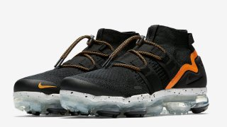 """【3/1】ナイキ エア ヴェイパーマックス ユーティリティー / Nike Air VaporMax Utility """"Orange Peel"""" AH6834-008"""