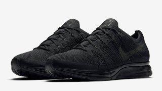 """【2/23】ナイキ フライニット トレーナー / Nike Flyknit Trainer """"Triple Black"""" AH8396-004"""