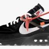 """【2018/10月】オフホワイト x ナイキ エアマックス90 ブラック / Off-White x Nike Air Max 90 """"Black"""" AA7293-001"""