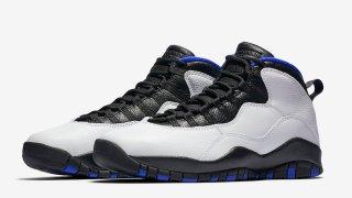 """【12/1】エアジョーダン10 オーランド 復刻 / Nike Air Jordan10 """"Orlando"""" 310805-108"""