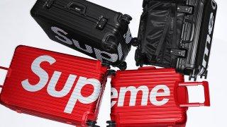 【4/14】シュプリーム x リモワ キャリーバッグ スーツケース / Supreme x Rimowa 2018SS WEEK8