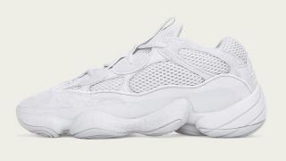 【2018/10】イージー 500 ソルト ホワイト / adidas Yeezy 500 Salt EE7287