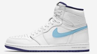 "【2019/2】エアジョーダン1 オールスター2019 / Air Jordan 1 Retro High ""University Blue"""