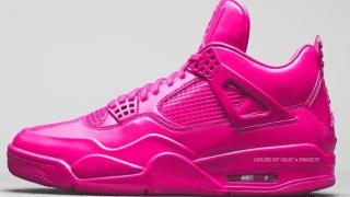 【2019】エアジョーダン4 ピンクパテント / Air Jordan 4 Pink Patent