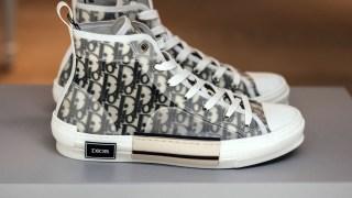 【2019SS】ディオール スニーカー by キム・ジョーンズ / Dior 2019SS Sneakers Designed by Kim Jones