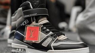 【2019SS】ルイ・ヴィトン 2019スニーカー by ヴァージル・アブロー / Virgil Abloh Louis Vuitton sneaker