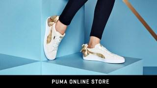 【7/21】プーマ スウェードボウ 最新モデルリリースに女性が殺到!? / PUMA SUEDE BOW